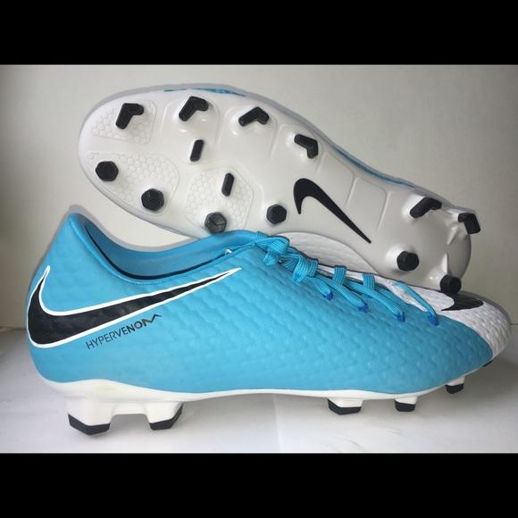39d3657cb NWT Nike Hypervenom Phelon FG Soccer Men Cleats